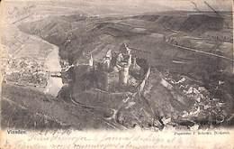 Vianden - Panorama, Vue Aérienne (Papeterie Schroeil 1904) - Vianden
