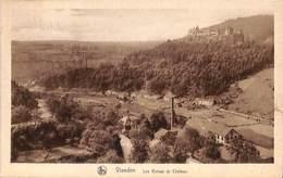 Vianden - Les Ruines Du Château (1933) - Vianden
