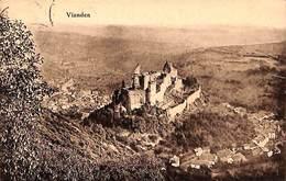 Vianden - Vue Aérienne Panorama (1929) - Vianden