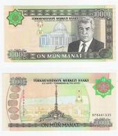 Turkmenistan  P. 15  10000 Manat 2003 BP 8441335 UNC - Turkmenistan