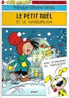 Le Petit Noël Et Le Marsupilami Franquin Stibane-Serdu, Gai-luron De Gotlib, Trucs-en-vrac De Gotlib, Lot De 3 BD Shell - Lots De Plusieurs BD