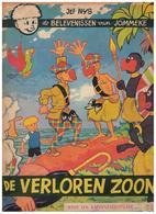 De BELEVENISSEN Van   JOMMEKE  JEF NYS  DE VERLOREN ZOON  24 - Jommeke