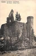 Vianden - Les Ruines - Tour Blanche - Die Ruinen - Weisser Turm (toute Petite Animation 1912) - Vianden