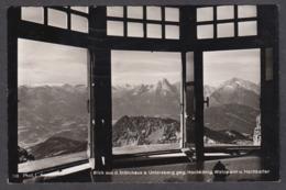 106443/ BAYERN, Berchtesgadener Land, Blick Aus D. Stöhrhaus A. Untersberg - Deutschland