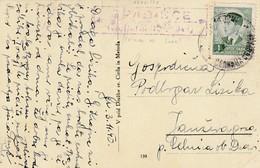 Slovenia Yugoslavia 1940 Postmark Auxilliary Post Office GRADISCE (SELNICA OB DRAVI) And 1st Class Office SELNICA - Slowenien