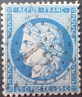 DF40266/878 - CERES N°60C - LUXE - ETOILE N°12 De PARIS - 1871-1875 Cérès