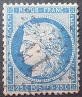 DF40266/879 - CERES N°60C - LUXE - ETOILE N°15 De PARIS - 1871-1875 Cérès