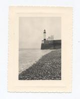 PHARE  LE TREPORT 1955 11X8CM     -Z53 - Places