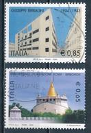 °°° ITALIA 2004 - FONDAZIONE ROMA BANGKOK °°° - 6. 1946-.. Republic