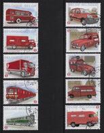 Postvoertuigen - Belgium