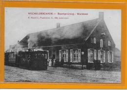 WECHELDERZANDE:  HENDRIX-TRAM-STOOMTRAM-MET VOLK - Lille