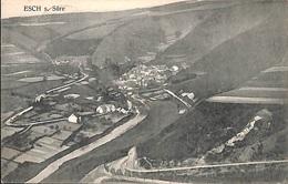 Esch S. Sûre - Panorama (Photo J. Kaemmerer 1922) - Esch-sur-Sure