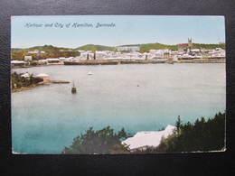 AK BERMUDA  Hamilton 1925  //  D*41190 - Bermuda