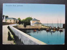 AK BERMUDA  Devonshire Dock 1925  //  D*41191 - Bermuda