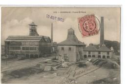 Rare CP France  Guesnain - La Fosse Saint René - Mines De Charbon - Andere Gemeenten