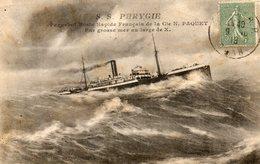 S.S PHRYGIE - Steamers