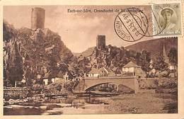 Esch S. Sûre - Panorama , Pont 1924 (Edit. Artistique R. Tippmann) - Esch-sur-Sure