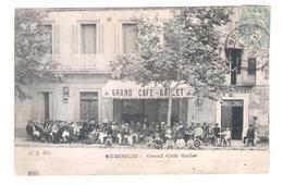 Remoulin Grand Café Gallet - Remoulins