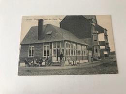 Coxyde  Koksijde  Plage  Chalet Des Bains  Agence De Location De Villas   Edit De Graeve N° 18909 - Koksijde