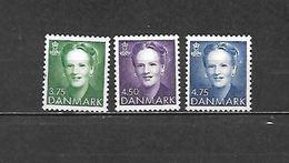 1991 - ANNATA COMPLETA - FRANCOBOLLI TUTTI ** - Danimarca