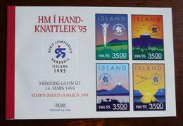 Timbre ISLANDE - Carnet Championnat Du Monde De Hand-ball 1995 - Neuf **  Luxe - Other