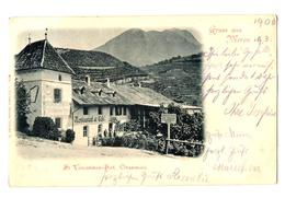 MERAN 1900 - St. Valentiner Hof - Obermais - Merano