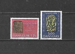 1993 - ANNATA COMPLETA - FRANCOBOLLI TUTTI ** - Danimarca