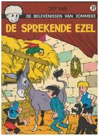 DE BELEVENISSEN VAN  JOMMEKE  JEF NYS  DE SPREKENDE EZEL  71 - Jommeke