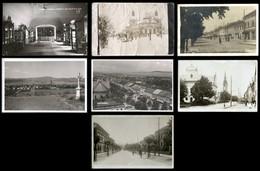 Slovakia / Hungary: Spišská Nová Ves (Igló / Zipser Neudorf), Lot Of 7 Postcards - Slovaquie