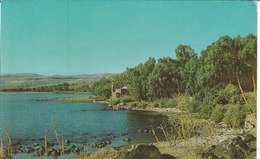 Tabgha - At The Lake Of Galilee, Mensa Domini - Israele