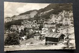 Wengen Dorfansicht Photokarte - BE Berne