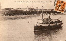 ROYAN Le Vapeur De La Pointe De Grave - Sailing Vessels