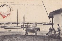 ARES - Un Coin Du Port Et La Douane - Arès