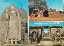 SRI LANKA - Multivues - Sri Lanka (Ceylon)