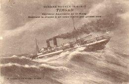 Le TIMGAD    Croiseur   Guerre 14-17 - Warships