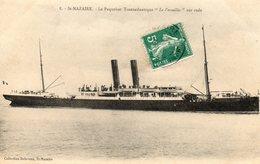 Le VERSAILLES - Steamers