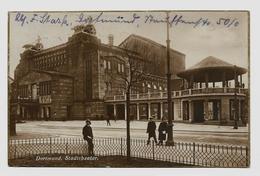 Dortmund Stadttheater  1928y. Touristen  D271 - Dortmund