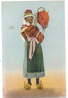 167. TYPES DU SAINT-GIRONNAIS . JEUNE FEMME DE BETHMALE . CARTE ECRITE AU VERSO - Saint Girons