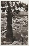 CPA Monaco - Le Port Et La Condamine - Surtaxe 25 - 1938 - Harbor