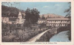 42-SAINT MARTIN LA SAUVETE-N° 4428-F/0323 - Otros Municipios