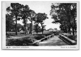 CHATEAU D OLERON ENTREE DE LA CITADELLE - Ile D'Oléron