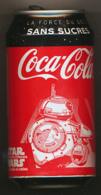 """Canette Coca-Cola (France), Film STAR WARS """"L'ascension De Skywalker"""", Le 18 Decembre 2019 Au Cinéma - Cans"""