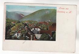 7632, Gruss Aus Ilsenburg Im Harz - Ilsenburg