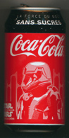 """Canette Coca-Cola (France), Film STAR WARS """"L'ascension De Skywalker"""", Le 18 Decembre 2019 Au Cinéma - Cannettes"""