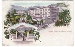 """06  MENTON   """" Grand Hôtel De Venise  """" - Menton"""