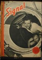 MilDoc. 77.  Revue De Propagande Allemande SIGNAL 1 Er Numéro Octobre 1941. N°19.Un Sous-marin Allemand ..... - 1939-45