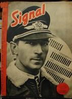 MilDoc. 83.  Revue De Propagande Allemande SIGNAL Décembre 1940. N°17. Aviateur Qui A Remporté Le Plus De Succès - 1939-45