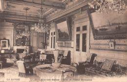 73-AIX LES BAINS-N° 4431-E/0255 - Aix Les Bains