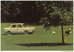 Carte Postale Simca 1000 Garage Lucien Goorden  Marcq-en-Baroeul Trés Beau Plan - Cartoline