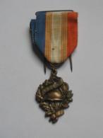 Décoration / Médaille U.N.C - UNION NATIONALE DES COMBATTANTS   ***** EN ACHAT IMMEDIAT **** - France